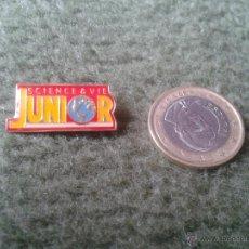 Pins de colección: BONITO Y ESCASO PIN FRANCIA FRANCE JUNIOR SCIENCE & VIE TENGO MAS PINS VER LOTES. ESCASO. Lote 47473286