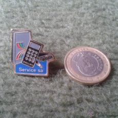 Pins de colección: BONITO Y ESCASO PIN FRANCIA FRANCE PHILIPS SERVICE SA TENGO MAS PINS VER LOTES. ESCASO. Lote 47473538