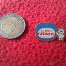 Pins de colección: BONITO Y ESCASO PIN FRANCIA TENGO MAS PINS VEAN MIS LOTES IDEAL COLECCIONISTAS GLACES GERVAIS . Lote 47819581