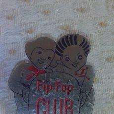 Pins de colección: ANTIGUO PIN DE NESTLE.FIP-FOP CLUB NESTLE 1936.RAREZA MUY DIFÍCIL DE VER.. Lote 47875612