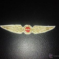 Pins de colección: PIN O INSIGNIA BORDADA IBERIA (AÑOS 60-70). Lote 48060267