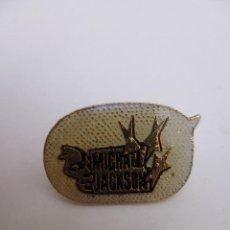 Pins de colección: PIN MICHAEL JACKSON. Lote 48196645