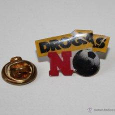 Pins de colección: PIN DROGAS NO, PINS // PC. Lote 48646797