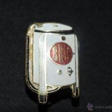 Pins de colección: PIN INSIGNIA DE AGUJA IMPERDIBLE BRU. Lote 48902193