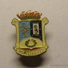 Pins de colección: AGUJA DE SOLAPA DE MADRID.. Lote 49001334