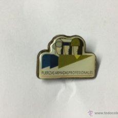 Pins de colección: PIN DE LAS FUERZAS ARMADAS PROFESIONALES - MILITAR. Lote 49077899