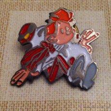 Pins de colección: PIN SPIROU (PERSONAJE DE CÓMIC). Lote 49285877
