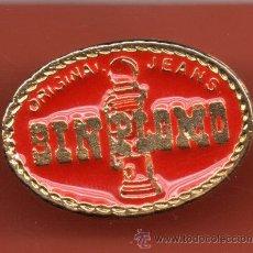 Pins de colección: . PIN JEANS SIN PLOMO. Lote 49296270