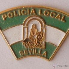 Pins de colección: PIN - POLICÍA NACIONAL - SEVILLA. Lote 49334651