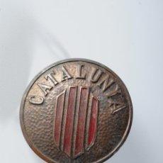 Pins de colección: PIN INSIGNIA DE AGUJA IMPERDIBLE CATALUNYA. Lote 49395775