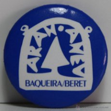 Pins de colección: CHAPA DE AGUJA PINS 25MM BAQUEIRA BERET, CHAPAS. Lote 49431503