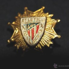 Pins de colección: PIN INSIGNIA DE AGUJA IMPERDIBLE ATLETICO BILBAO. Lote 49542878