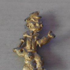 Pins de colección: PIN POPEYE. PLOMO.AÑOS 40-50. ORIGINAL¡¡¡. Lote 49674517