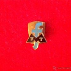 Pins de colección: INSIGNIA DE OJAL DE F T T. Lote 128675558