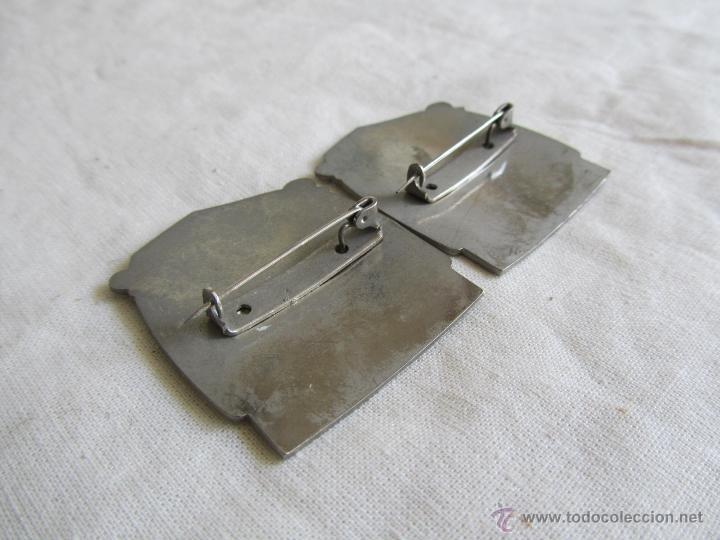 Pins de colección: 2 pins grandes insignia alfiler Baqueira Beret - Foto 4 - 50040442