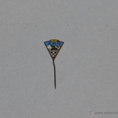 Collection pins - INSIGNIA DE AGUJA MOTO FRM ( FEDERACION RIOJANA DE MOTOCICLISMO ) , ESMALTADA - 50052564