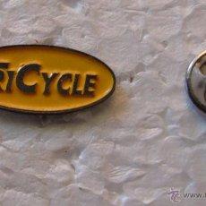 Pins de colección: PIN. TRICYCLE. HUMOR TV3 ?. Lote 50073767
