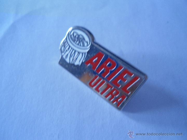 PIN ARIEL ULTRA (Coleccionismo - Pins)