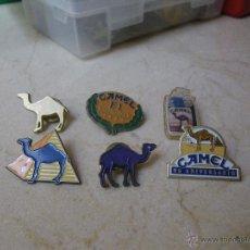 Pins de colección: 6 PINS CAMEL. Lote 50306408