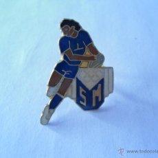 Pins de colección: PIN SM RUGBY FUTBOL AMERICANO. Lote 50456184