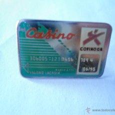 Pins de colección: PIN CASINO COFINOGA. Lote 50457646