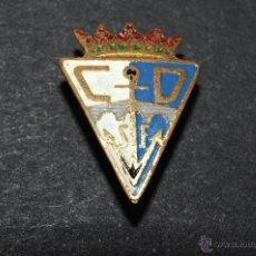 Pins de colección: PIN INSIGNIA DE OJAL C.D.S.F. Lote 50727670