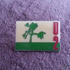 Pins de colección: PIN GRUPO DE MÚSICA POP ROCK U2 . Lote 50763931