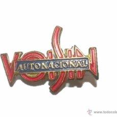 Pins de colección: ANTIGUA INSIGNIA BISCUTER VOISIN AUTONACIONAL.. Lote 47372028