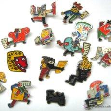 Pins de colección: LOTE COLECCION 15 PIN PINS MARISCAL. Lote 51051960