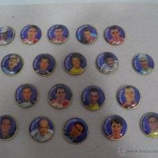 Pins de colección: PIN, PINS, CICLISMO, ARMSTRONG,ARRIETA, CIPOLLINI, CHIAPPUCCI, CUBINO, INDURAIN, PANTANI,URIARTE,. Lote 51319271