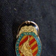 Pins de colección: PIN CLUB DE PESCADORES DEPORTIVOS VALENCIA. Lote 51607759