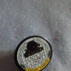 Pins de colección: ANTIGUO PIN DE CARAMELOS CACHOU SIREA AROME VAINILLE . Lote 52449814