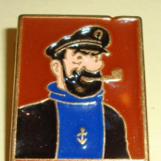 Pin's de collection: (TC-113) PIN COCA COLA PERSONAJE TINTIN. Lote 52913270