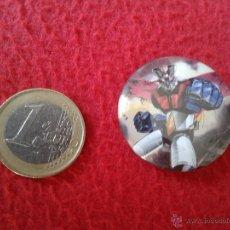 Pins de colección: PRECIOSA CHAPA DE ALFILER (NO PIN) MAZINGER MAZINGUER Z IDEAL COLECCIONISTAS. SERIE DIBUJOS ANIMADOS. Lote 52994581