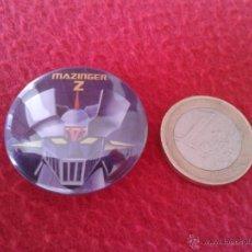 Pins de colección: PRECIOSA CHAPA DE ALFILER (NO PIN) MAZINGER MAZINGUER Z IDEAL COLECCIONISTAS. SERIE DIBUJOS ANIMADOS. Lote 52994857