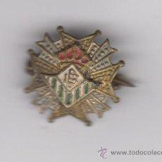 Pins de colección: PIN INSIGNIA REAL BETIS BALOMPIE . Lote 53413929