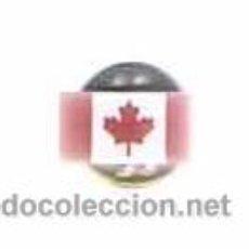 Pins de colección: PIN ANTIGUO BANDERA DE CANADA. Lote 53530673