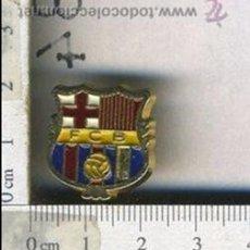 Pins de colección: PINS FUTBOL CLUB BARCELONA . Lote 53715128