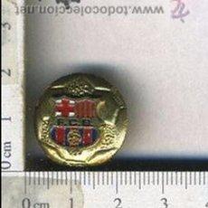 Pins de colección: PINS FUTBOL CLUB BARCELONA . Lote 53715147