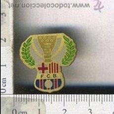 Pins de colección: PINS FUTBOL CLUB BARCELONA . Lote 53715227