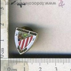 Pins de colección: PINS DEL ATLETIC CLUB DE BILBAO. Lote 53715269