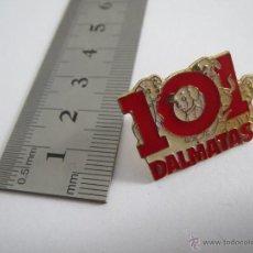 Pins de colección: PIN 101 DALMATAS. Lote 53978454