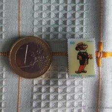 Pins de colección: PIN CARPANTA TIPO SELLO. Lote 54114986