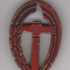 Pins de colección: PIN INSIGNIA SINDICATO VERTICAL FALANJE - 1941 - 1975. Lote 54255018
