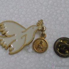 Pins de colección: PIN RELIGIOSA. VIRGEN LA BLANCA PALOMA. Lote 54400441