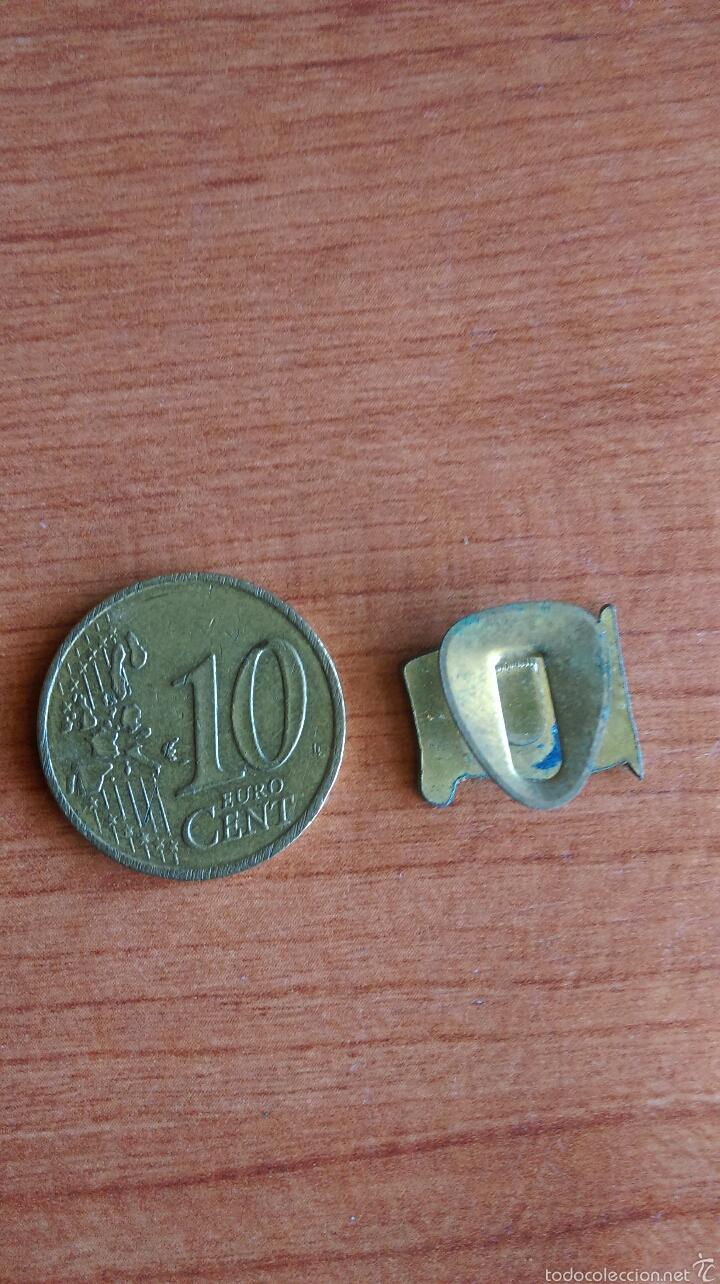 Pins de colección: Antiguo pin bandera del Brasil - Foto 2 - 54487704