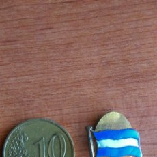 Pins de colección: ANTIGUA INSIGNIA SOLAPA OJAL NO PIN AÑOS 50 60 BANDERA DE ARGENTINA. Lote 54518396