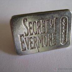 Pins de colección: NINTENDO - PIN SECRET OF EVERMORE. OFICIAL NINTENDO ACCION. Lote 54830902