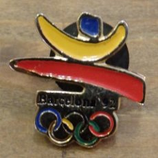 Pins de colección: PIN CONMEMORATIVO ** BARCELONA 92 **. Lote 54869220