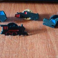 Pins de colección: LOTE 4 PINS VEHICULOS. Lote 54892875